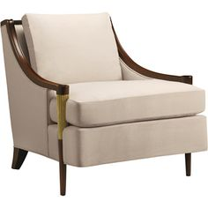 Baker Furniture : Signature Lounge Chair - 6715C : Chairs : Barbara Barry : Browse Products