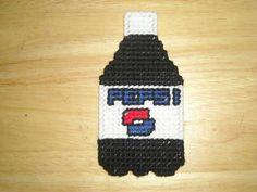 Pepsi Bottle Magnet