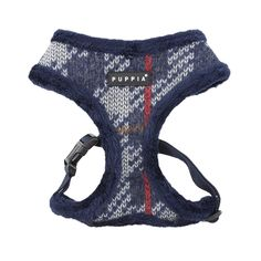 Puppia Eldric Harness-A for Pets, Mélange Navy, Large *** More info could be found at the image url. (This is an affiliate link and I receive a commission for the sales)