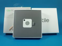 tile Mate - Unboxing