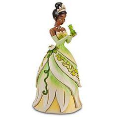 Disney Princess Sonata Tiana Figurine by Jim Shore $38.50