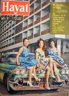 #İstanbul'da Avrupa Güzellik MüsabakasıF: Hayat Dergisi, 1959  #istanlook
