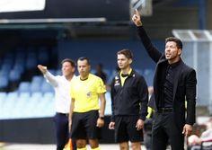 """Deportes Deportes Simeone: """"No hemos merecido ganar al Barcelona en ningún…"""