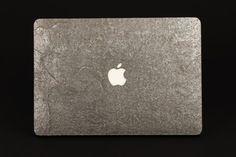 MacBook stone case