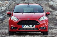 2014 Ford Fiesta ST front view
