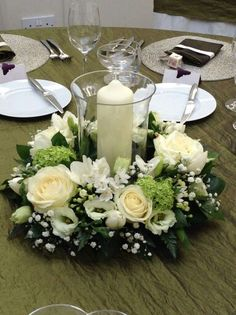 Blumen The Effective Pictures We Offer You About Decoration Mariage elegant A quality picture can te Wedding Table Centerpieces, Christmas Centerpieces, Flower Centerpieces, Flower Decorations, Wedding Decorations, Christmas Decorations, Floral Wedding, Wedding Bouquets, Wedding Flowers