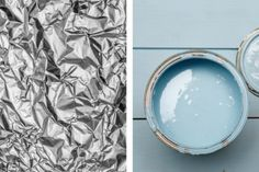 All The Ways That Aluminum Foil Can Change Your Life - Prevent Skinning Paint - simply cut some foil and put it in the tin. Quickly blow some air into it while you close the lid and the carbon dioxide from your lungs will prevent oxidation. Lifehacks, Skin Paint, Aluminum Uses, Relationship Blogs, Life Page, Set Cover, Tips & Tricks, Useful Life Hacks, Paint Cans
