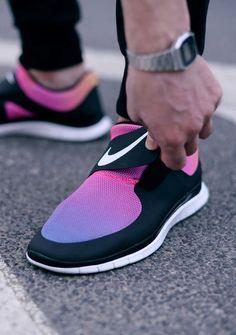 Custom Nike Roshe Run Blue Magic Hand by DailyApparelCustoms @YOU