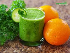 "If you are looking for an epic detox smoothie that doesn't taste like an epic detox smoothie, then this is the recipe for you! The sweetness of fresh pineapple, orange and banana help mask the bitterness of dandelion greens and the ""veggieness"" of cucumber and parsley. It's actually quite refreshing. Both kale and parsley are …"