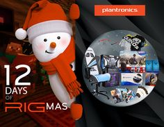 Plantronics RIGmas - EPIC BUNDLE