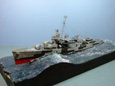USS Spence, Fletcher Class