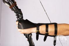 I guanti funzionali con il bracciale di Arciere
