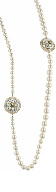 CHANEL NECKLACE | The House of Beccaria~