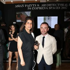 Greg Foster, the Editor of Architectural Digest India at the Awards, 2017 Awards 2017, Architectural Digest, Editor, The Fosters, Architects, Events, India, Dresses, Fashion