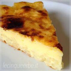 Ricette Liguri - Dolci - Torta di Riso Dolce - Ricetta Vegetariana - Senza Glutine