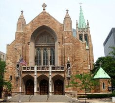 Ohio   St. John the Evangelist Catholic Cathedral in Cleveland, OH - From your Trinity Stores crew.