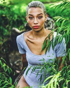 FEATURE: Botswana-based artist Van de aarde captures honest beauty using film photography - AFROPUNK