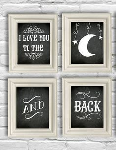 Digital Download,  I Love You to the Moon and Back
