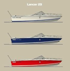 Chris Craft Lancer 23