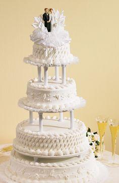 622 Best Cake Walk Too Images Beautiful Wedding Cakes White