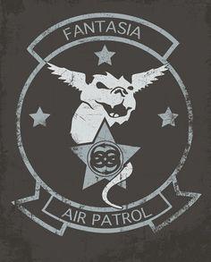 Fantasia Air Patrol.