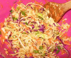 ASIAN FOOD PARADISE: Asian Coleslaw Recipe