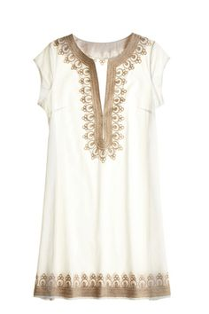 Ro Embroidered Dress::NEW ARRIVALS::CLOTHING::Calypso St. Barth