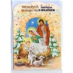 Carte de Noël et Voeux (avec l'Oplatek)