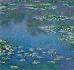 Monet, Water Lilies  Art Institute of Chicago