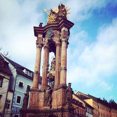 Banská Štiavnica Big Ben, My Photos, Building, Travel, Buildings, Viajes, Destinations, Traveling, Trips