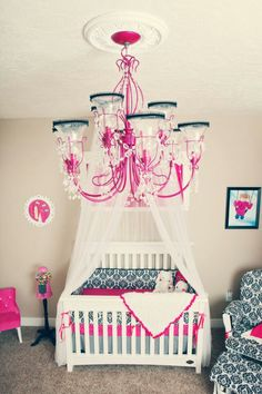 Another cute baby room