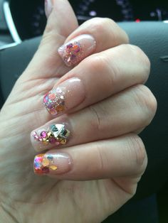 Pink Bling by Isabel Herrera!  I love my nails!