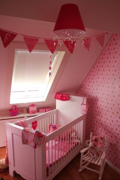 1000 images about meisjeskamer on pinterest lief lifestyle micke desk and girl rooms - Deco muur corridor ...