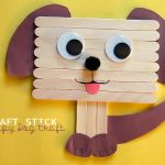 Barbie™ & Her Sisters in the Great Puppy Adventure + Puppy Dog Craft