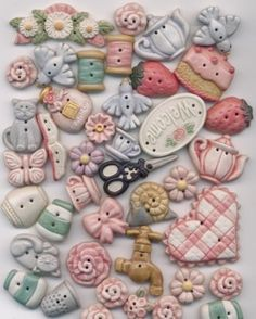'Giggle buttons' from Australia