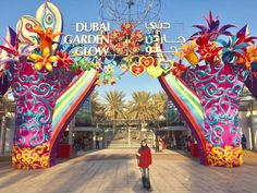 A Family Day Out to Dubai Garden Glow…Check out my review of the @DubaiGlow & why it makes for a perfect Family Day Out! http://www.mummyonmymind.com/family-dubai-garden-glow/ #dubairgardenglow @dubaitourism