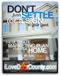 Sister Bay, Marketing Plan, Yard, How To Plan, My Love, Home Decor, Homemade Home Decor, Garten, Courtyards