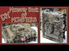 Now You Can Own Harry Potter's 'Monster Book of Monsters' | Mental Floss