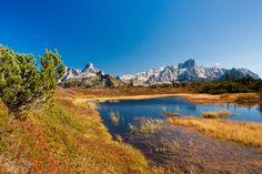 Gerzkopf Hiking, Mountains, Austria, Nature, Travel, Summer Vacations, Tourism, Places, Landscape