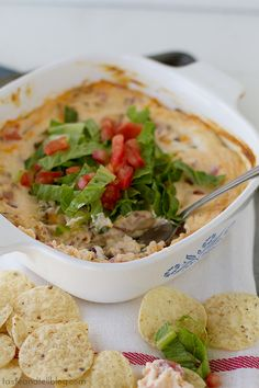 BLT Dip - Taste and Tell