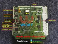 www.me ~ The ECU inner board functional diagram for ~ The ECU inner board functional diagram for Car Key Programming, Car Ecu, Bmw Wallpapers, Modern Bathroom Design, Ford, Cars And Motorcycles, Boombox, Technology, Arduino