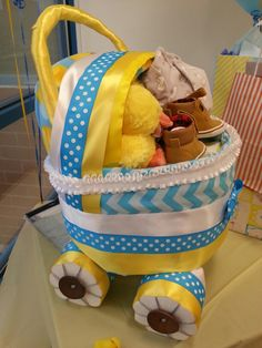 Diaper Baby carriage