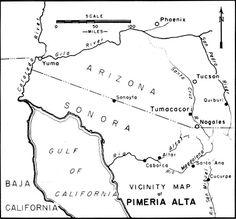 Pimeria Alta from nps.gov / Spanish Arizona