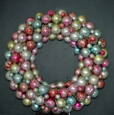 ornament wreaths!