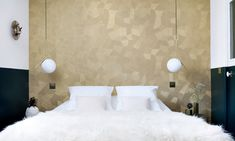 Wall Colour Texture, Bedroom Wall, Master Bedroom, Bathroom Plans, Bathroom Modern, Interior Styling, Interior Design, H Design, First Home