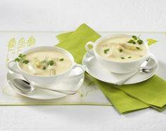 Unser beliebtes Rezept für Spargelcremesuppe und mehr als 55.000 weitere kostenlose Rezepte auf LECKER.de.