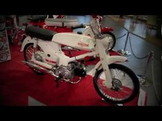 "HONDA USA CUB CA100 ""RALLY"""