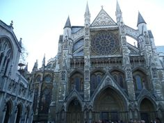 westminster abbey. the poet's corner will feed your soul.