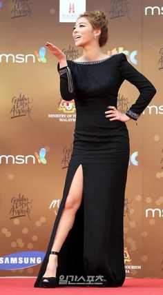 Ailee at the 27th Golden Disk Awards