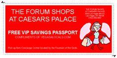 Code promo caesar palace